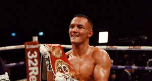Josh Warrington is eyeing a unification fight in 2020 Credit: Josh Warrington