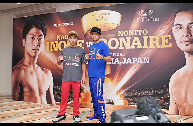 Donaire beat recently retired Ryan Burnett on his way to reaching the final Credit: Naoki Fukuda