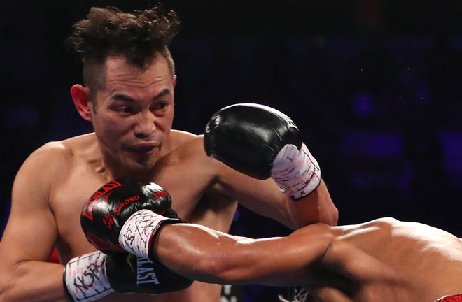Donaire gave Inoue probably his biggest test to date.