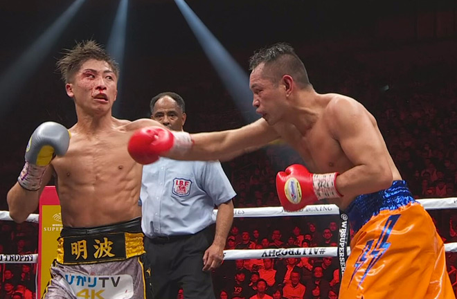 Inoue wins on points against a brave Nonito Donaire to become the WBSS champion.