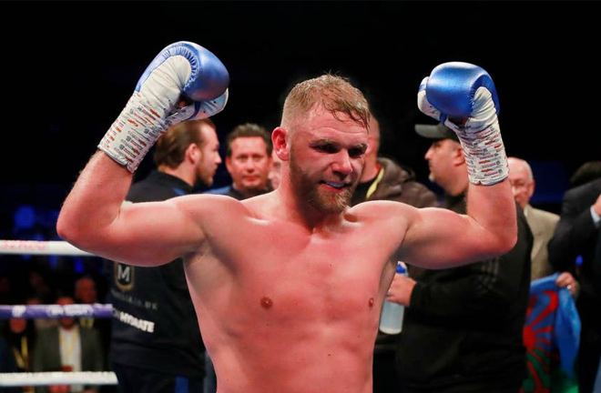Billy Joe Saunders is the current WBO Super Middleweight champion Credit: static.standard.co.uk