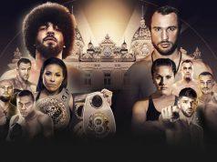 Alexander Besputin and Radzhab Butaev's WBA welterweight title battle headlines Monaco bill