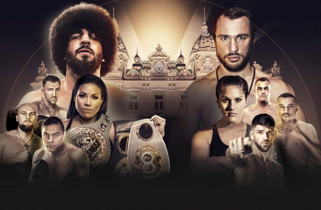 Alexander Besputin and Radzhab Butaev's WBA welterweight title battle headlines Monaco bill