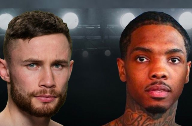 Carl Frampton makes his return to the ring after 11 months out in Las Vegas against Tyler McCreary