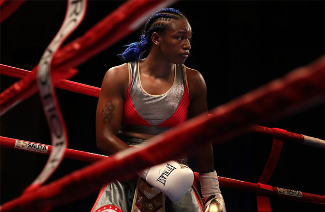 Claressa Shields. Photo credit: cdn-s3.si.com