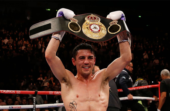 Anthony Crolla. Photo Credit:365dm.com