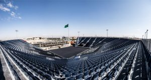 Purpose-built Diriyah Arena will play host to Anthony Joshua's huge rematch against Andy Ruiz Jr Credit: Matchroom Boxing