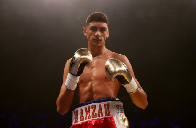 Unbeaten Sheeraz is one of Frank Warren's biggest prospects Credit: Scott Heave/PA