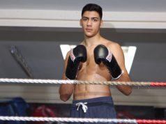 Hamza Sheeraz returns to action at Birmingham Arena on Saturday