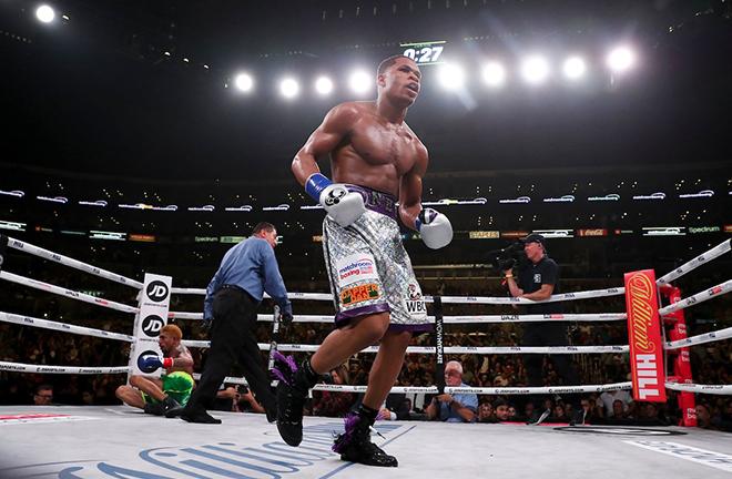 WBC champion Haney wants Vasyl Lomachenko next Credit: Matchroom Boxing