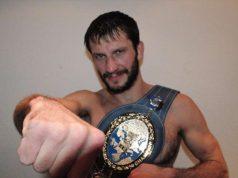 Igor Mikhalkin is set to face Callum Johnson for the European title next year Photo credit: boxingscene.com