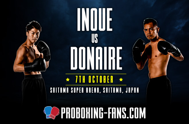 Inoue vs. Donaire – WBSS Big Fight Preview & Prediction