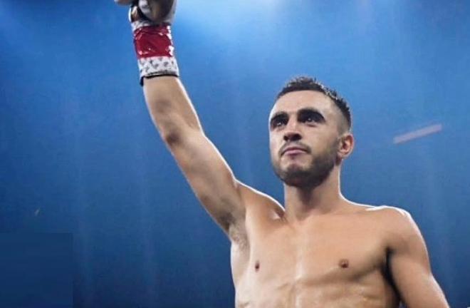 Jason Moloney. Photo credit: boxingscene.com