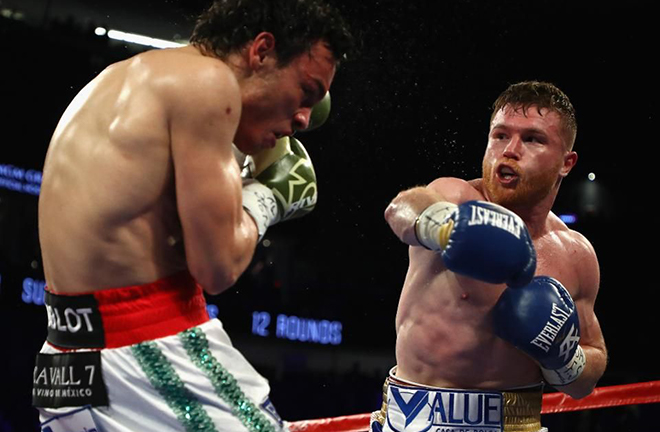 Chavez Jr has fought once since also losing to Canelo Alvarez in 2017 Credit: Forbes