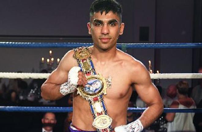 British champion, Kash Farooq. Photo credit: thescotsman.com