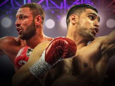 Amir Khan vs Kell Brook. Photo credit: sportinglife.com