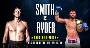 Callum Smith defends his WBA 'super' Super Middleweight title on Saturday