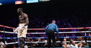 Deontay Wilder. Photo Credit: Deontay Wilder