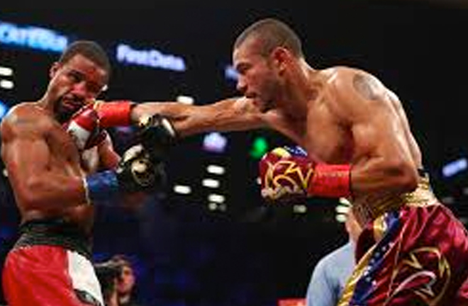 Andre Dirrell was forced to retire in the 9th round in his last outing against Jose Uzcategui.