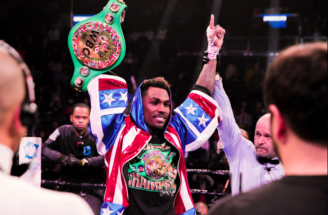 ... And STILL Jermall Charlo remains the WBC Super Middleweight Champion