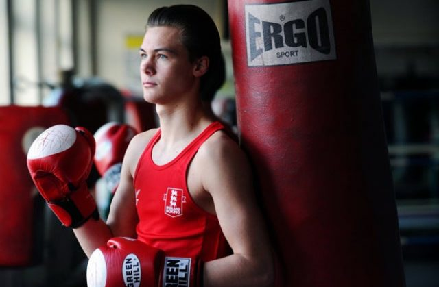 Hopey Price made a successful debut in Manchester last month Credit: yorkshireeveningpost.co.uk