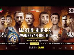 Matchroom Spain launches in Barcelona on Thursday with two European title bouts Credit: Matchroom Boxing