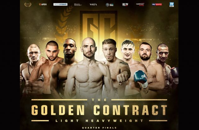 The MTK Golden Contract Light Heavyweight competition begins on Friday at The Brentwood Centre Credit: MTK Global
