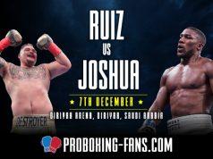Joshua vs Ruiz 2 – Big Fight Preview & Prediction
