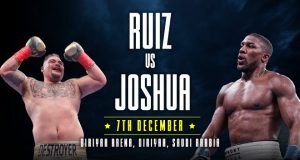 Joshua vs Ruiz 2 – Big Fight Preview & Prediction