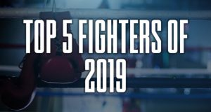 Paul Mason looks back at the Top Five Fights of 2019.
