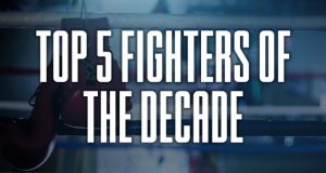 James Lupton looks back at the Top Five Fighters of the decade.