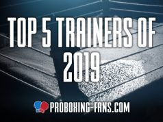 We review possible candidates for Boxing's Trainer of the Year 2019