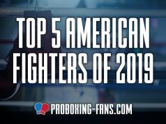 Richard Corley reviews the Top Five U.S. Fighters of 2019.