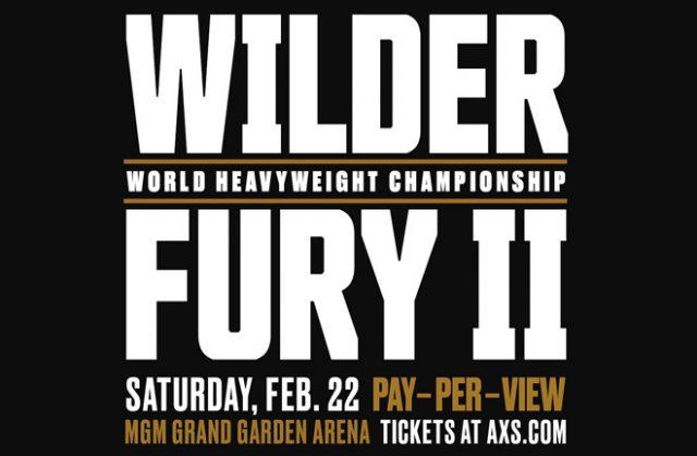 Deontay Wilder vs Tyson Fury II is on: Photo credit: Deontay Wilder/Instagram
