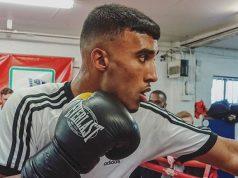 Bilal Ali is unbeaten in four pro fights Credit: @roundnboutmedia