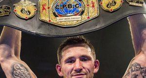Cody Crowley, the champion. Photo credit: @JeffLockhartPhoto