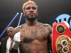 Jarrett Hurd could be set for another world title tilt after returning to action with a win in Brooklyn Credit: ringtv.com