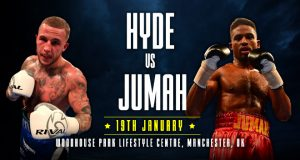 Pro Boxing Fans - Big Fight Preview & Prediction - Sam Hyde will take on the English champion, Deion Jumah.