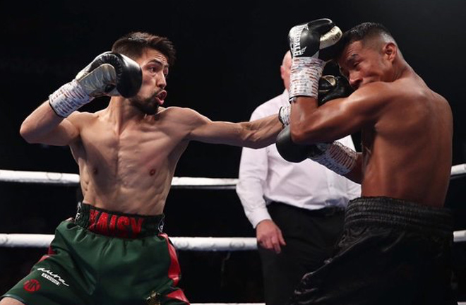 Quaise Khademi was born in Afghanistan but learnt his trade in East Ham