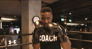 Gary Logan is head coach at the BXR gym. Photo credit: melanmag.com