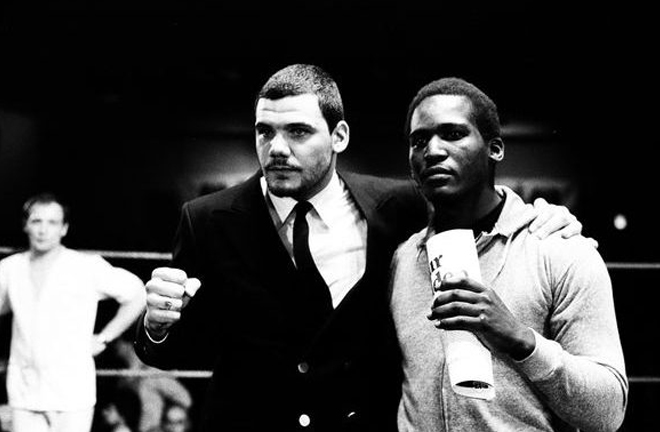 Noel Quarless was a Liverpudlian heavyweight who on his day was a handful for anybody claiming he was avoided by Frank Bruno. Photo credit: Hannibal Boxing