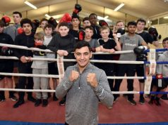Nathan Quarless is a proud part of Sailsbury ABC. Photo credit: liverpoolecho.co.uk