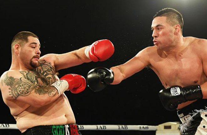 Ruiz could be set to rematch Joseph Parker Credit: Photosport