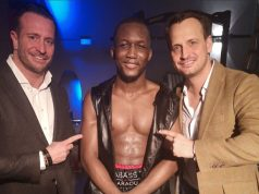 Baraou is the next German hopeful for promoters Kalle and Nisse Sauerland Credit: Team Sauerland