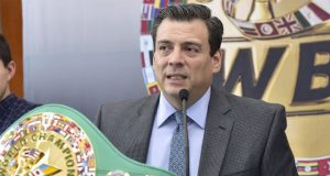 In an exclusive interview, WBC President Mauricio Sulaiman clears up the franchise champion, sanctioning fees & making boxing safer Photo Credit: WBC
