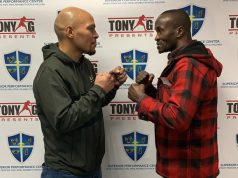 Former Super Middleweight champion Caleb Truax faces David Basajjamivule on Saturday in Minneapolis