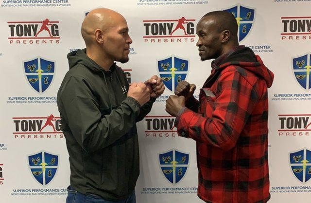 Former Super Middleweight champion Caleb Truax faces David Basajjamivule on Saturday in Minneapolis