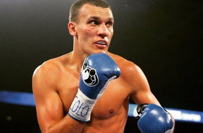 Vlasov is ranked #4 by the WBO and could face Yarde next Credit: tapology.com