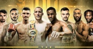 The MTK Golden Contract semi finals have been matched up. Photo Credit: Sky Sports/ MTK Global