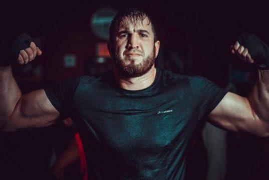 KO king Apti Davtaev aiming to be Russia's next Heavyweight star. Photo Credit: Boxnation.